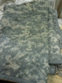 U.S. Army Wet Weather Poncho Liner (ACU)
