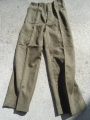 Greek Army Wool Pants