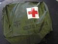 U.S. Military Olive Drab First Aid Kit Pouch (empty)