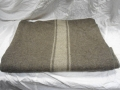Italian Army Wool Blanket