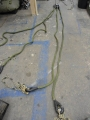 U.S. Military 10,000 lb Capacity Helicopter Cargo Swing (used)