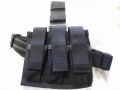 Blackhawk Omega Triple Mag. 9MM Drop Pouch