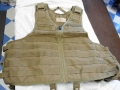 London Bridge LBT-6034E Coyote Tan MOLLE Vest