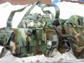 U.S. Military Rack Load Bearing Vest (MOLLE II)