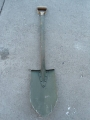 Swedish Army Spade Shovel (used)