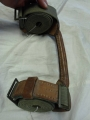 Vintage Polish Army Sleeping Bag Carrier