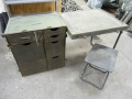 U.S. Military M1952 Field Desk (used)