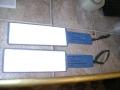 Life raft signal paddles-brand new