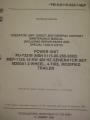 Power Unit PU-732/M MEP-113A Generator Set (M200A1) Manual