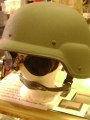 U.S. Military Personnel Armor System Ground Troops Helmet