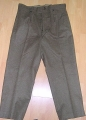 French Military Wool Pants