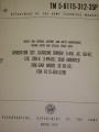 Gasoline Generator Set (Hol-Gar model CE-56-AC) Technical Manual