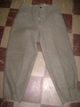 Swedish Military Wool Pants