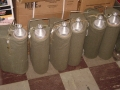 Italian Military Olive Oil Containers