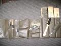 Swedish Military Shoe Shine Kit Bag (empty)