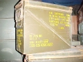 U.S. Military 20 mm Ammo Can - .20mm - 17x7.5x14