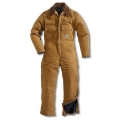 Carhartt Duck Coverall - Arctic Quilt Lined