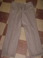 East German Military Wool Pants
