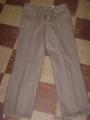 East German Military Wool Pants
