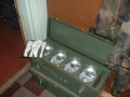 East German Military Food Storage Kit