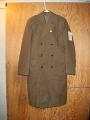 Polish Military Wool Overcoat dated 1940s new