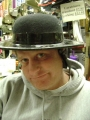Italian Preacher's Hat