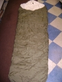 U.S. Military Pilot's Bailout Sleeping Bag (Vietnam era)