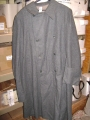 Swiss Military Wool Overcoat dated 1920-40s