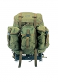 U.S. Military Alice Packs Used OD
