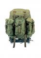 U.S. Military Alice Packs Used OD
