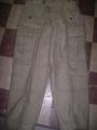 German Military Wool Cargo Pants