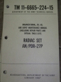 Radiac Set (AN/ADR-27P) Technical Manual