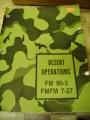 Desert Operations, FM 90-3, FMFM 7-27, August 1977
