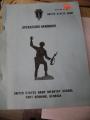Operations Handbook: United States Army Infantry School