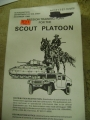 Mission Training Plan for the Scout Platoon