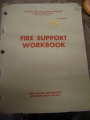 Fire Support Workbook, ST 6-20-30-2, Date Unknown