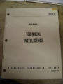 Technical Intelligence, FM 30-16, August 1972