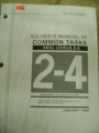 Soldier's Manual of Common Tasks Skill Levels 2-4, STP 21-24-SMC