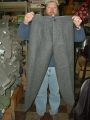 Dutch Military Wool Pants - Charcoal
