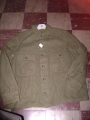 Korean War Issue Wool Shirt