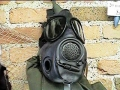 M17 Gas Mask - Brand New w/ Bag - M27A